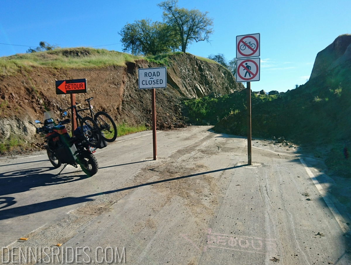 Death Valley Ride Report: Day1