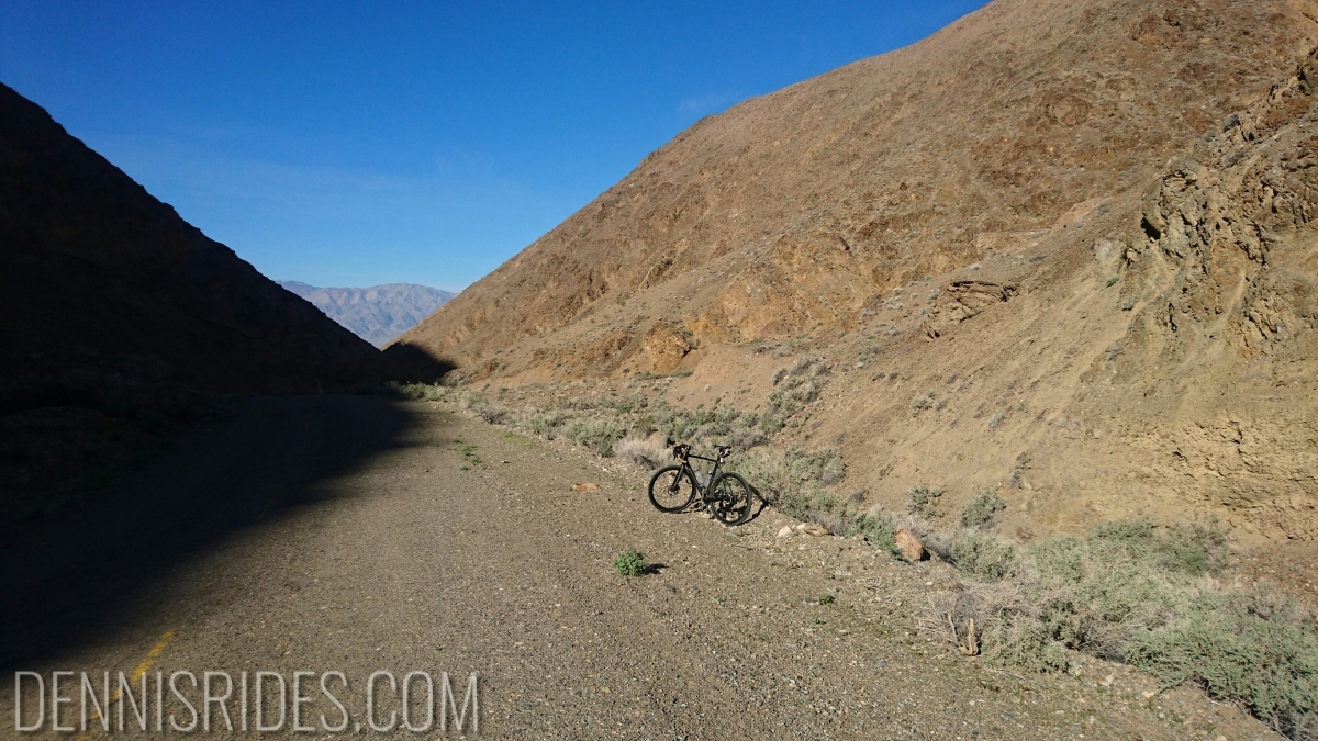 Death Valley Ride Report: Day 2, Wildrose