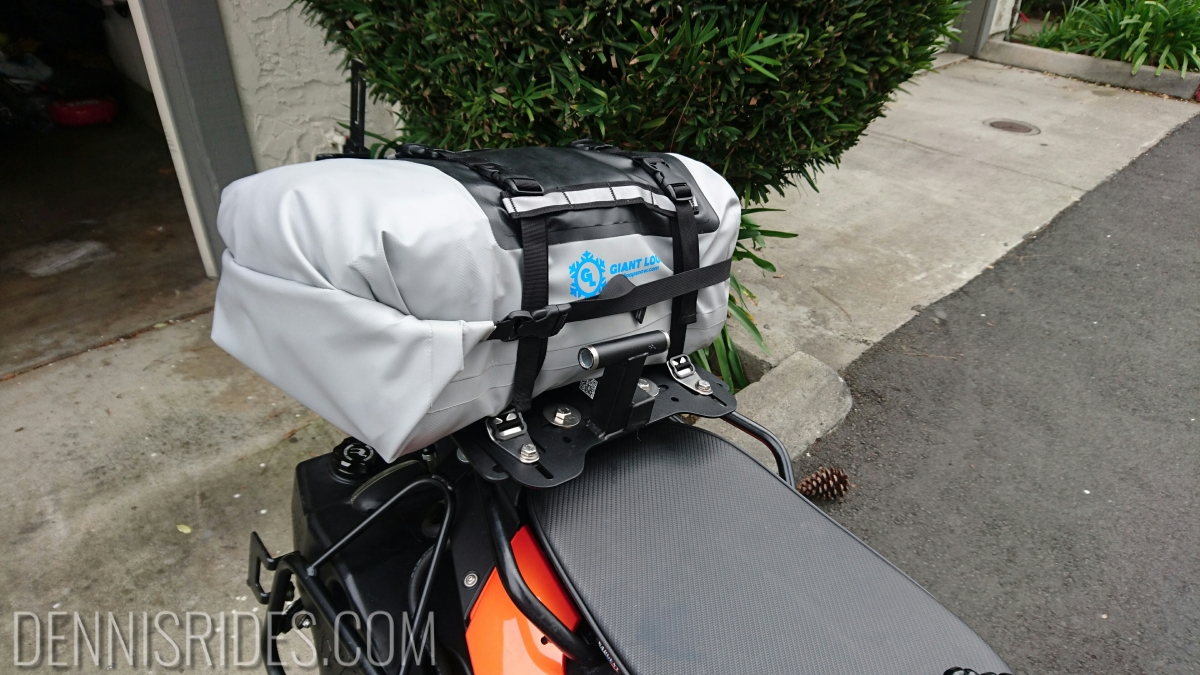 Giant Loop Revelstoke Review – Motorcycle mounting