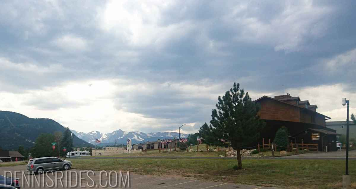 Day 9: Estes Park, CO (Rocky Mountain National Park)