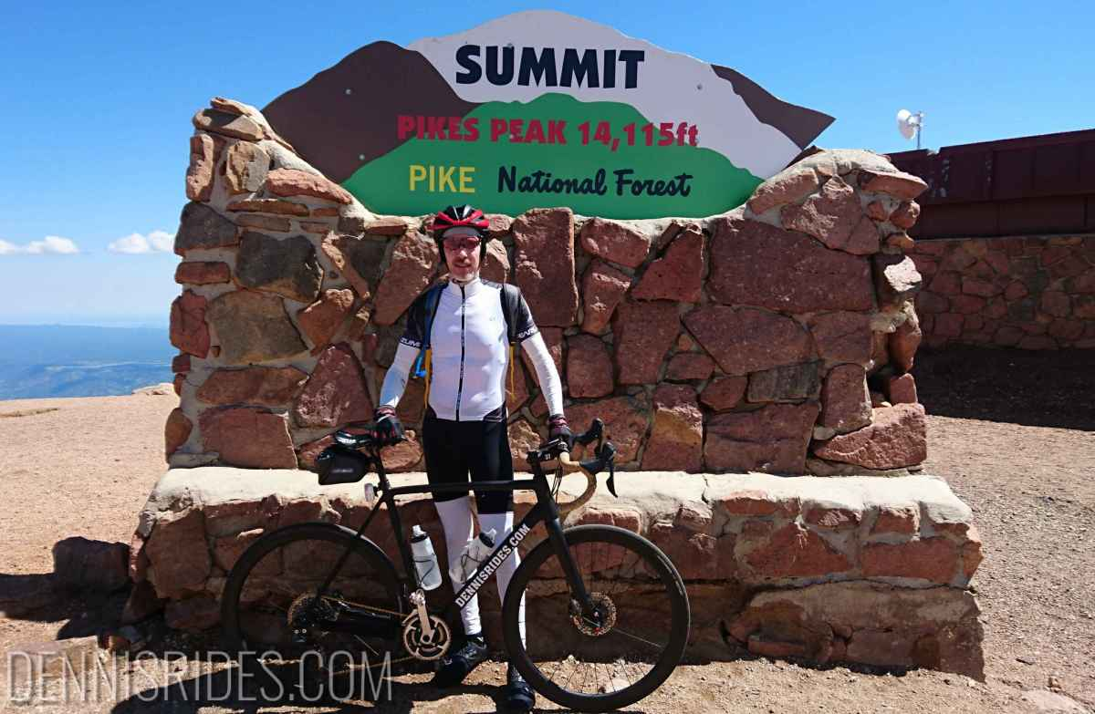 Day 16: Pike's Peak, CO