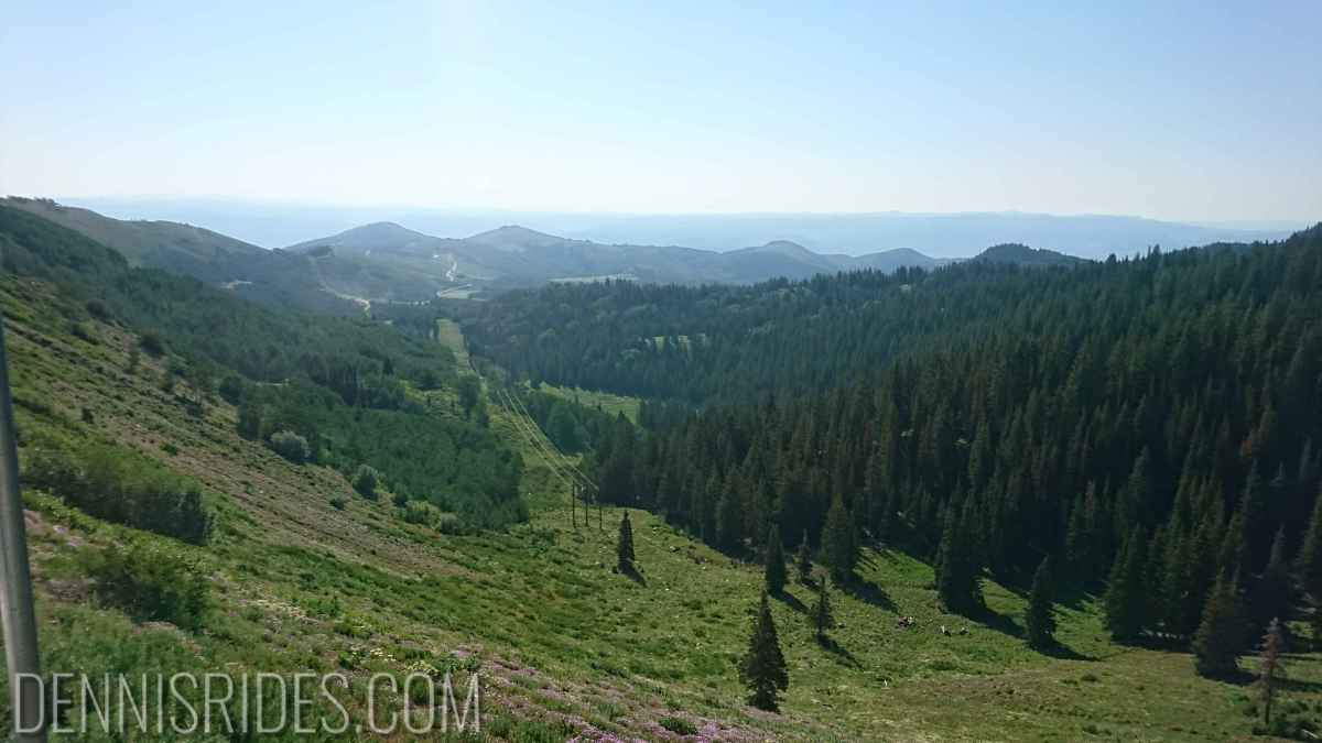 Day 21: Guardsman Pass & Empire Pass, Park City CO